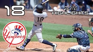 Didi Gregorius | 2016 Highlights ᴴᴰ