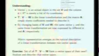 Mod-03 Lec-12 Vector Space: Concepts