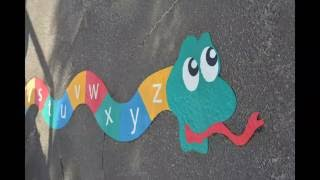 Thermoplastic School Playground Markings Service in Melbourne