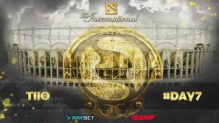 The International 10 MainEvent | T1 vs Alliance