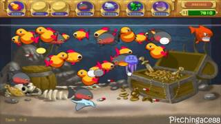 Lets Play Insaniquarium Deluxe - Tank 4-5