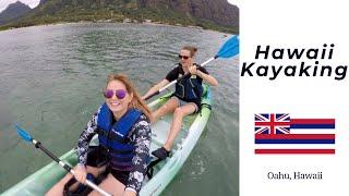 Kayaking in Hawaii at Kualoa Ranch! | Hawaii Vacation Vlog with The Endless Adventure