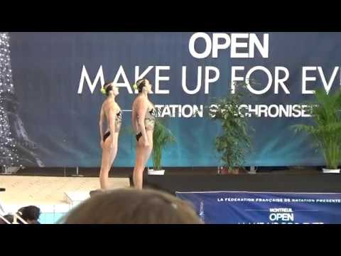 CHINA Hunan Technical duet - 2017 Open Make up for ever