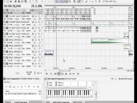 InstrumentalLessons-2 Vol.10: логотип в Paint.NET, редактор Acid Xpress, сэмплер в FL Studio