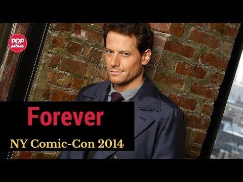 NYCC 2014 : Ioan Gruffudd de Forever