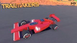Trailmakers #39 - Chiếc Xe Công Thức 1 Đầu Tiên Mình Chế Tạo