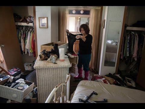 American Statesman - Hurricane Harvey victim recovers in La Grange, TX