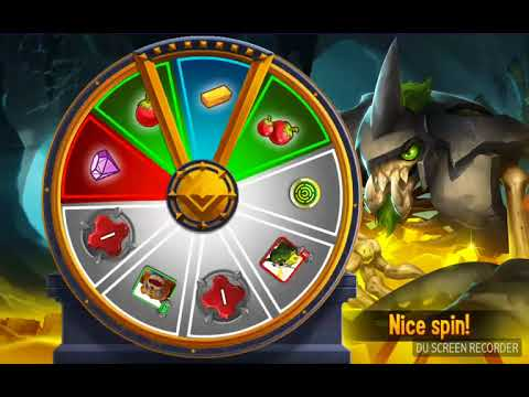 Monster legends :game play 2/sorry for the mistake/:(
