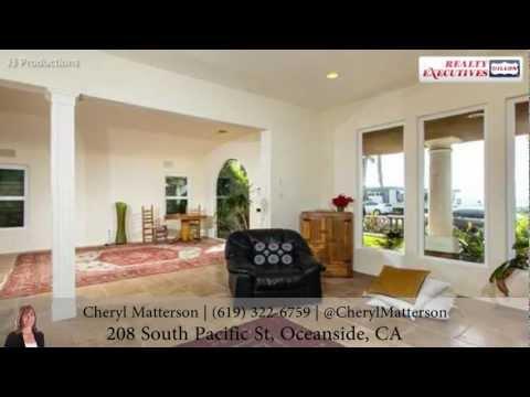 208 South Pacific Street, Oceanside, CA MLS #130005030