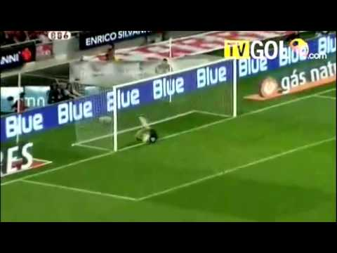 Benfica 5-0 Olhanense
