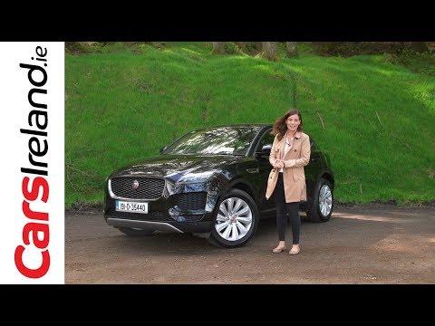 Jaguar E-Pace Review | CarsIreland.ie