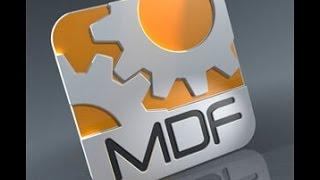 видео MDF чем открыть