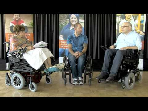 Spinal Cord Injuries Australia NDIS Discussion - Part 1