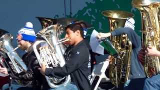 Charlie Brown Christmas played by the Tuba Orchestra in Oro Valley AZ