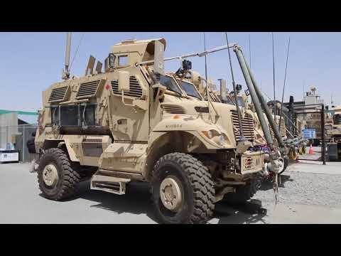 DFN:Welsh Secretary Alun Cairns visits Welsh Guards in Afghanistan, AFGHANISTAN, 05.26.2018