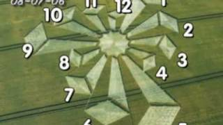 Explanation of 50 Crop Circles from deep space transmission☆