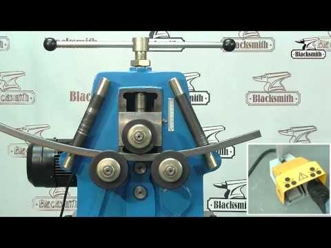 Трубогиб электрический ETB40-50HV Blacksmith, профилегиб