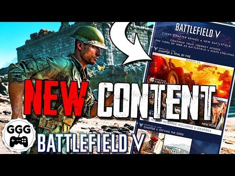 3 NEW MAPS, NEW Modes, IMPROVED Combined Arms & MORE (BF5 Roadmap) - Battlefield 5 thumbnail