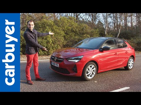 Vauxhall Corsa (Opel Corsa) 2020 in-depth review – Carbuyer