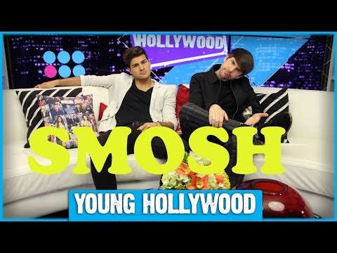 Smosh's Anthony Padilla & Ian Hecox Answer Twitter Questions From Fans!