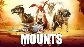 [GW2 Quickie] MOUNTS