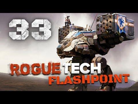 High Skull Challenge - Roguetech / Battletech Flashpoint DLC Career Mode Playthrough #33