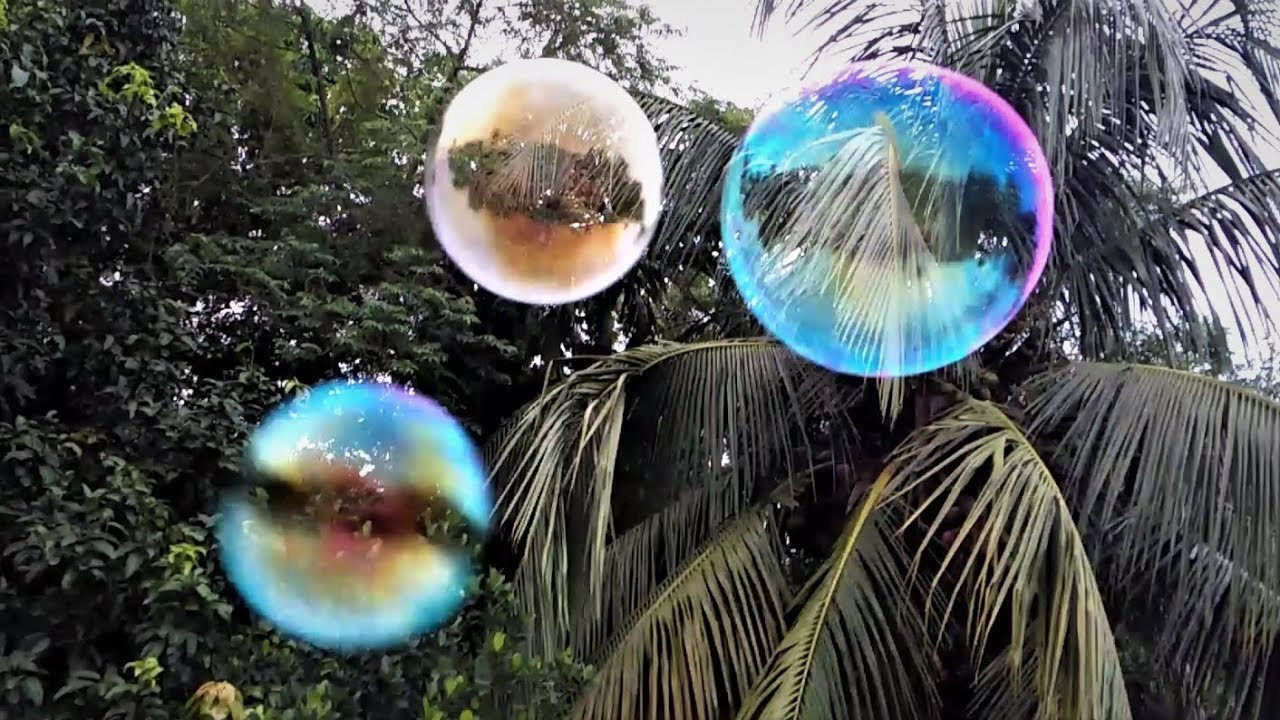 How to make big bubbles with shampoo | giant bubble | Amazing life hack | By Learn it.