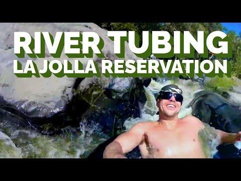 River Tubing, La Jolla Indian Reservation