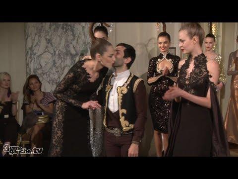 Alexis Mabille – Paris Fashion Week – Haute Couture – A/W 2012 2013
