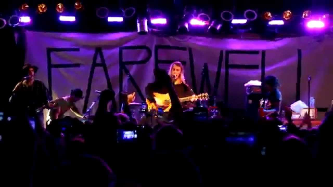 the maine - forever halloween (live) - youtube