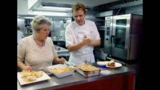 Chef Ramsay vs His Mum - Gordon Ramsay