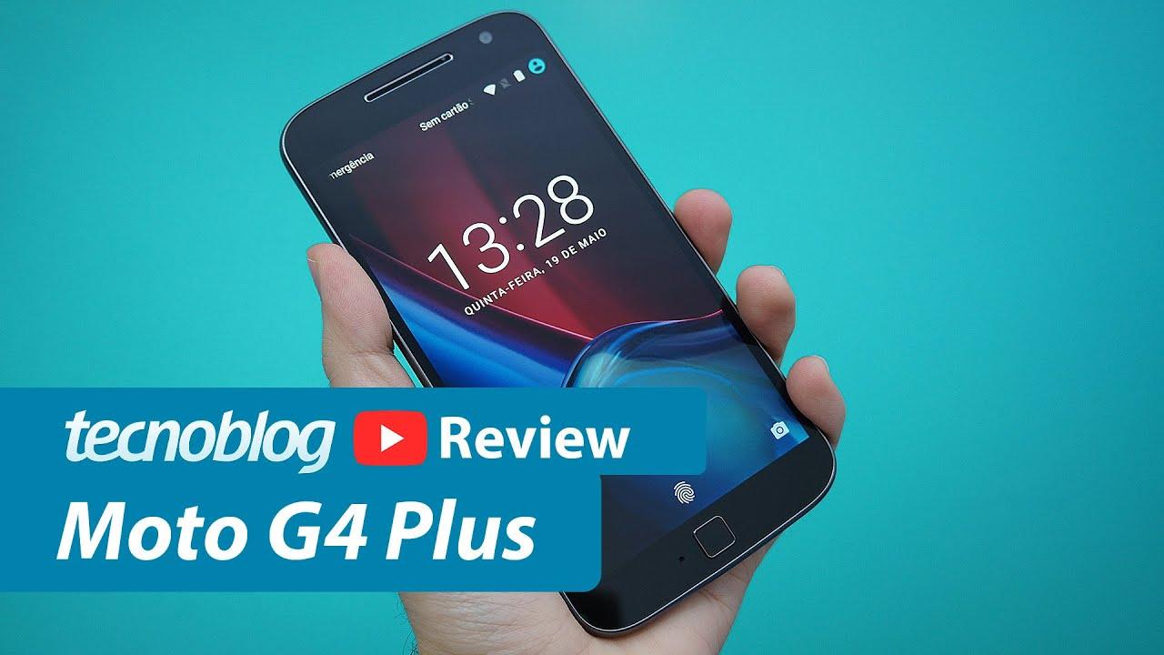 cc67e00e713 Review Moto G4 Plus: o bom e barato não é mais barato [análise/vídeo] -  Tecnoblog
