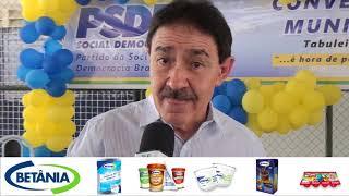 Deputado Raimundo Gomes de Matos no encontro do PSDB em Tabuleiro