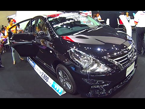 New Nissan ALMERA 2015, 2016 NEW Model, video review