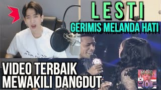 Download LESTI - Gerimis Melanda Hati feat. Fildan (DA4) 당둣을 대표하는 가수 레스티!!  [REAKSI,REACTION]
