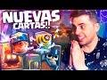 NUEVAS CARTAS!! ME TOCAN 5 LEGENDARIAS!! ABRIENDO COFRES en DIRECTO | Clash Royale | Rubinho vlc