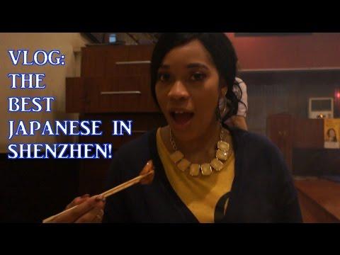 VLOG: BEST JAPANESE RESTAURANT IN SHENZHEN (YAKINIKU MANPUKU)