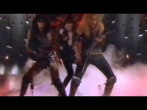 Wasp i wanna be somebody official video