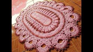 Tapete algodão Doce – Crochê