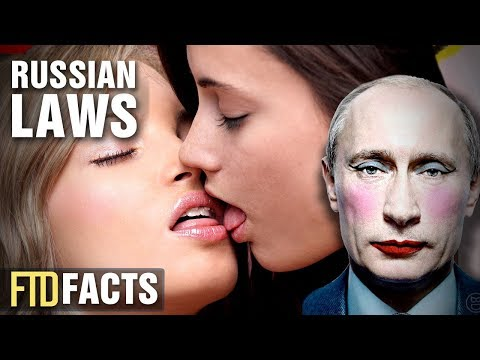 10 Strangest Laws In Russia