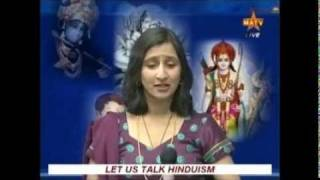 Jiotty Kaushal live interview - on Let Us Talk Hinduism - MATV National (22 Jan 2012)