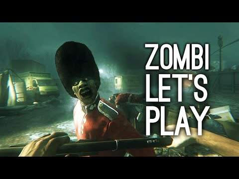 Let S Play Zombi On Xbox One Zombiu Xbox One Gameplay Youtube