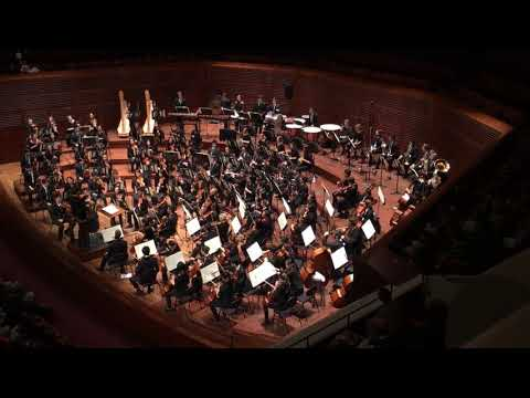 San Francisco Symphony Youth Orchestra performing Candide Overture   11 19 2017