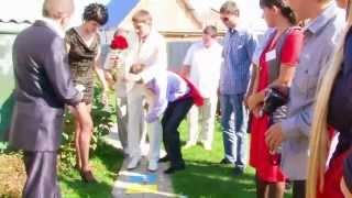 видео Выкуп невесты в стиле путешествия