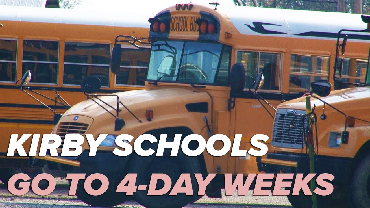 Southwest Arkansas School Changes To 4-Day Weeks, Hopes To