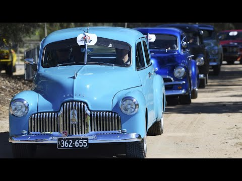Holden: A Look Back At Seven Decades Of Making Australia's Own Car