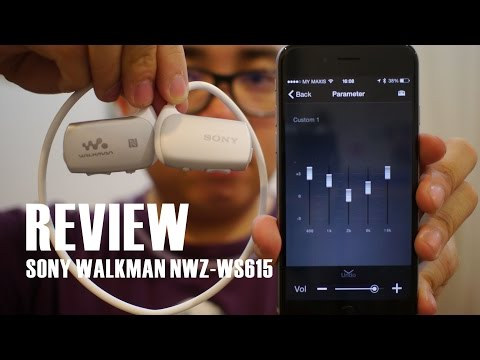 Sony Walkman NWZ-WS615 Review: Fully Featured Sports Music Player with Short Bluetooth Range