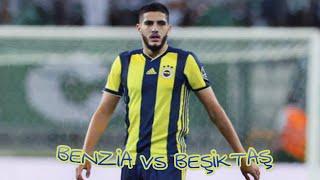 YASSİNE BENZİA VS BEŞİKTAŞ (24.09.2018) FB 1 BJK 1
