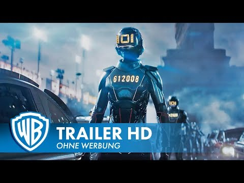 READY PLAYER ONE - Trailer #1 Deutsch HD German (2018)