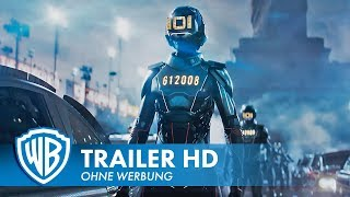 READY PLAYER ONE - ComicCon Trailer Deutsch HD German (2018)
